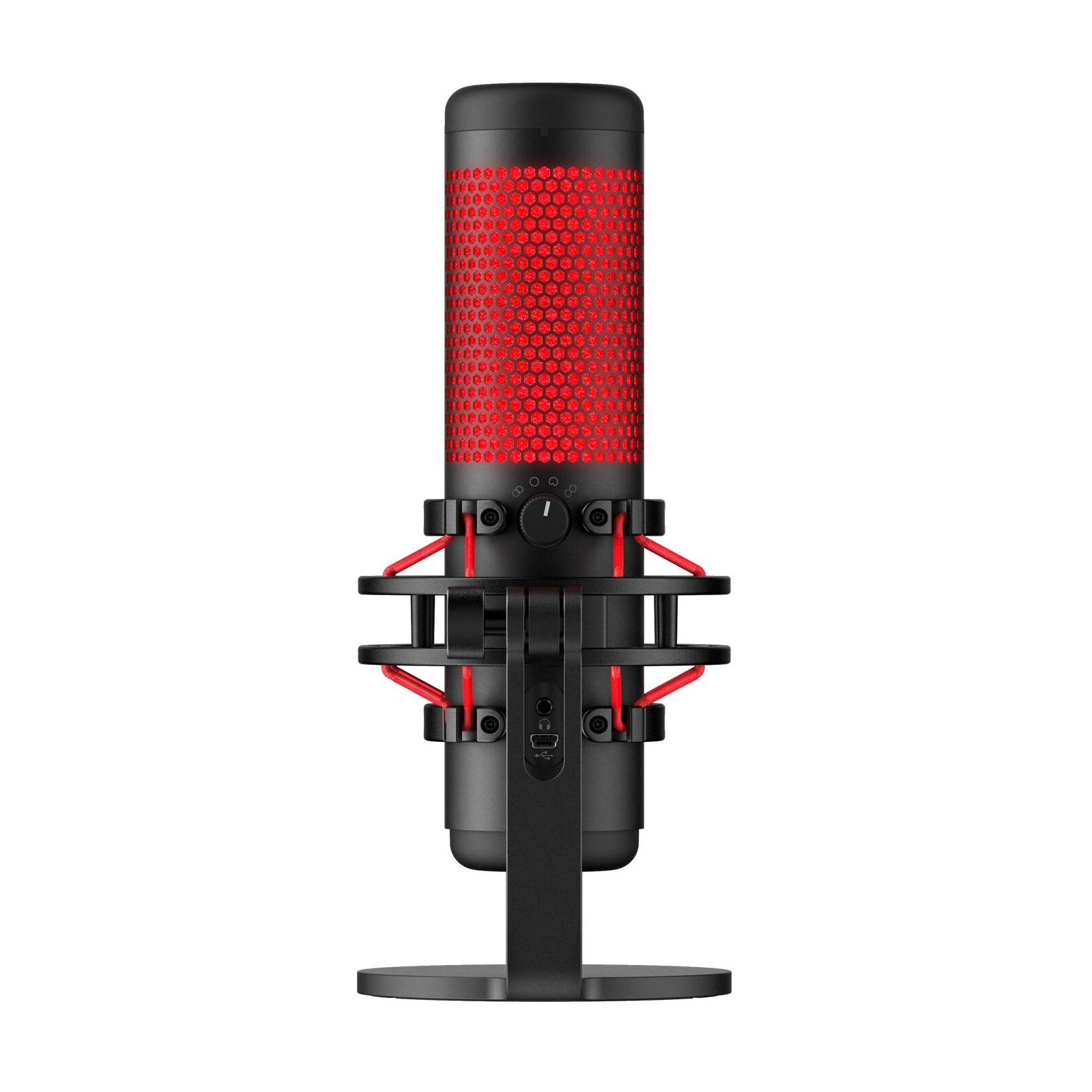Мікрофон HyperX Quadcast (HX-MICQC-BK) зображення 4