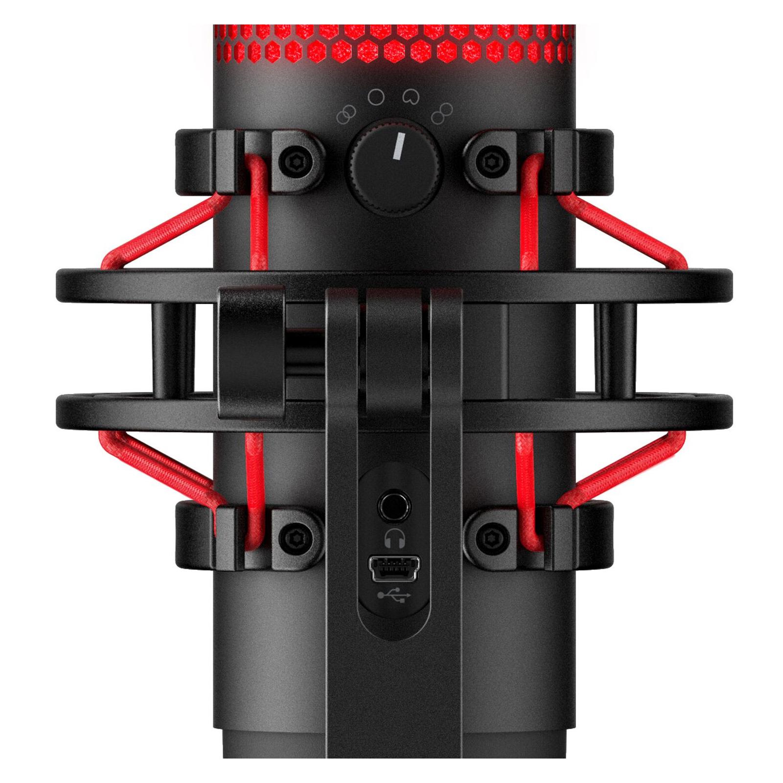 Мікрофон HyperX Quadcast (HX-MICQC-BK) зображення 5