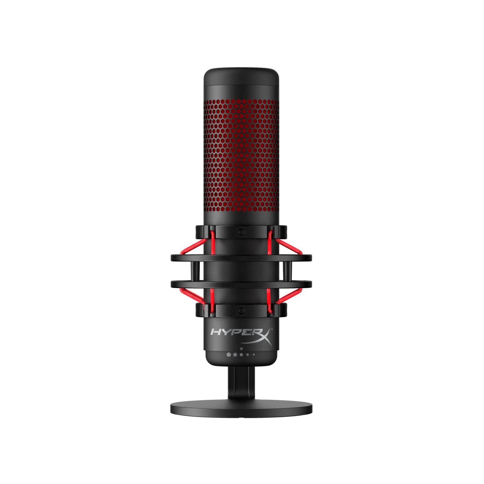 Мікрофон HyperX Quadcast (HX-MICQC-BK) зображення 8