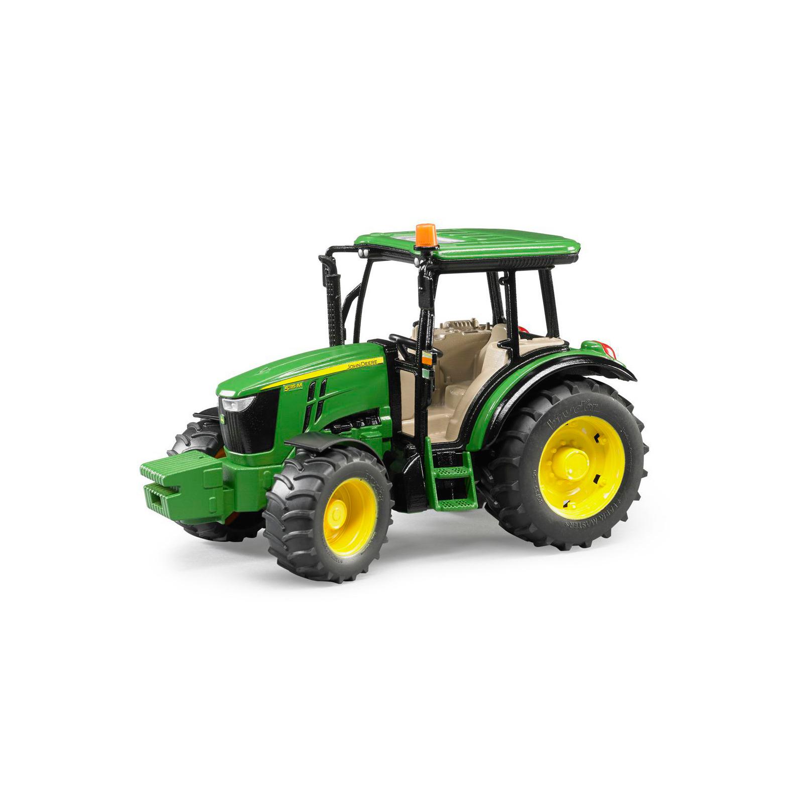 Спецтехника Bruder Трактор John Deere 5115M (02106)