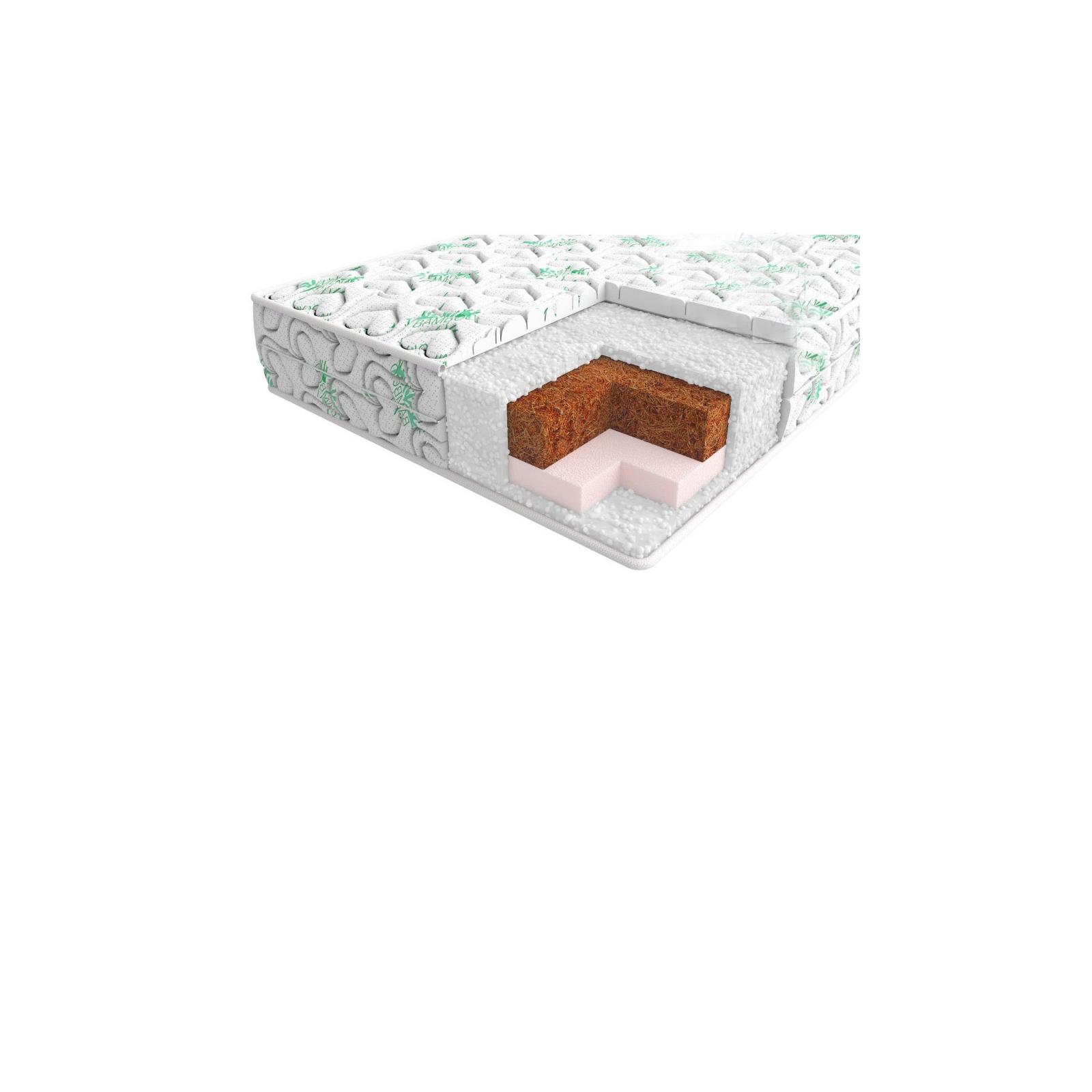 Матрас для детской кроватки Верес Bamboo Comfort+ 10 см (51.8.03)