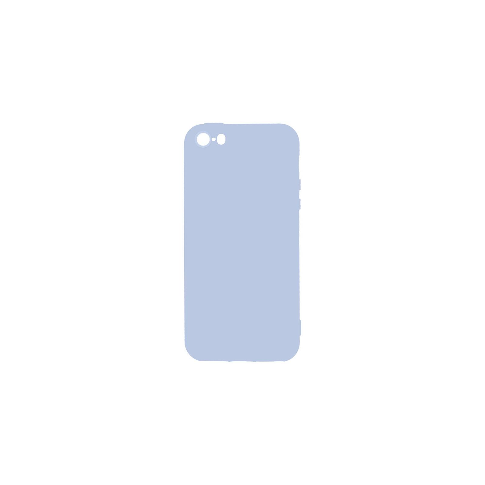 Чехол для моб. телефона Toto 1mm Matt TPU Case Apple iPhone SE/5s/5 Lilac (F_93967)