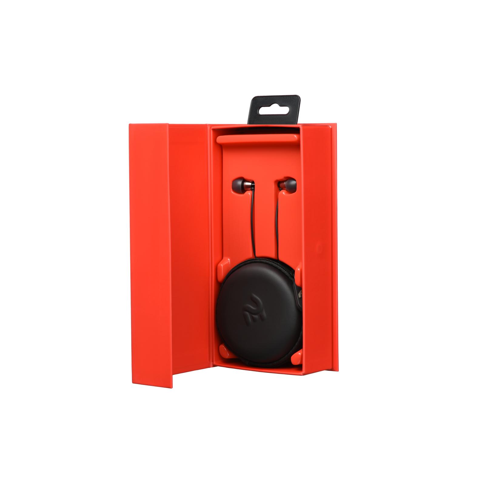 Навушники 2E S7 Subwoofer Червоний (2E-IES7RD) зображення 5