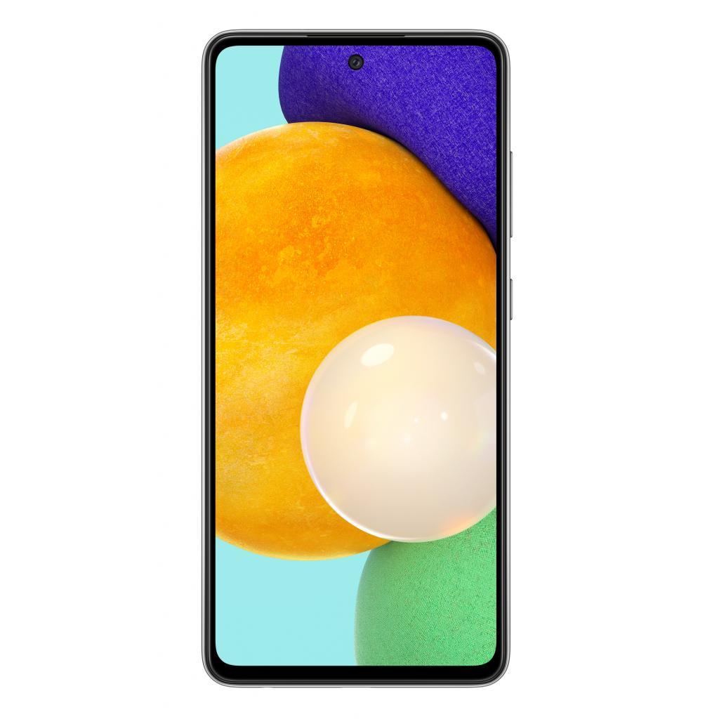 Мобільний телефон Samsung SM-A525F/256 (Galaxy A52 8/256Gb) Black (SM-A525FZKISEK)