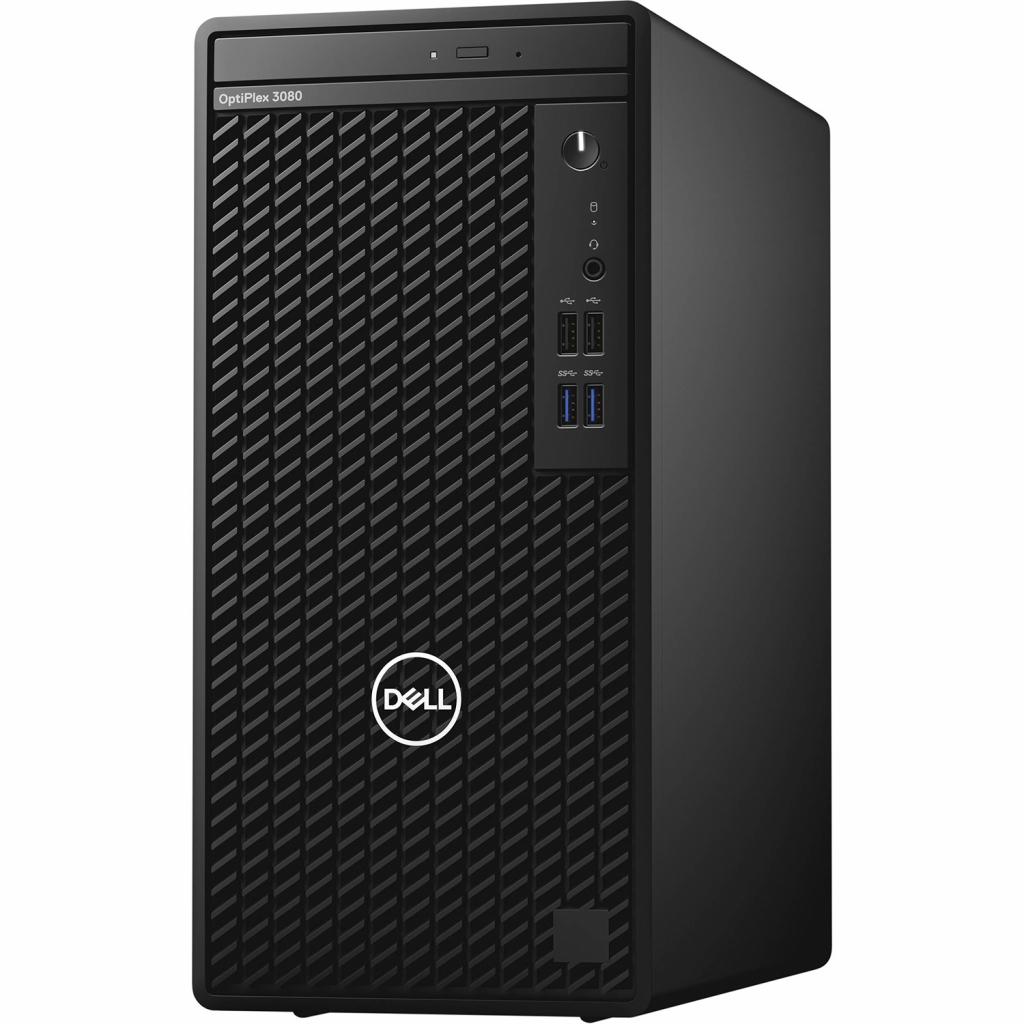 Компьютер Dell OptiPlex 3080 MT / i3-10105 (N204O3080MT_WP) изображение 3
