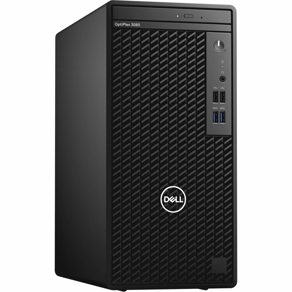 Компьютер Dell OptiPlex 3080 MT / i3-10105 (N204O3080MT_WP)