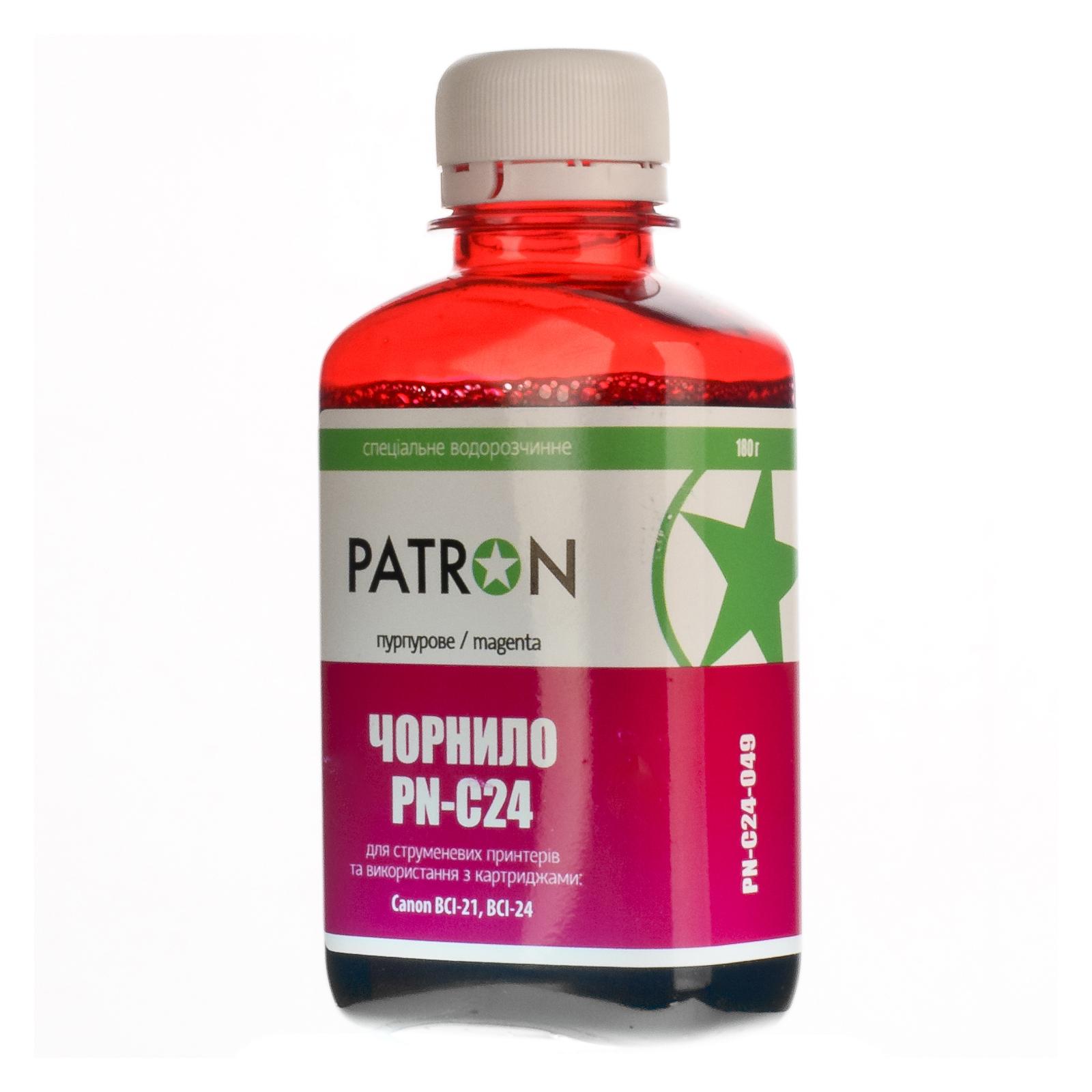 Чернила PATRON CANON BCI-24 MAGENTA (PN-C24-049)