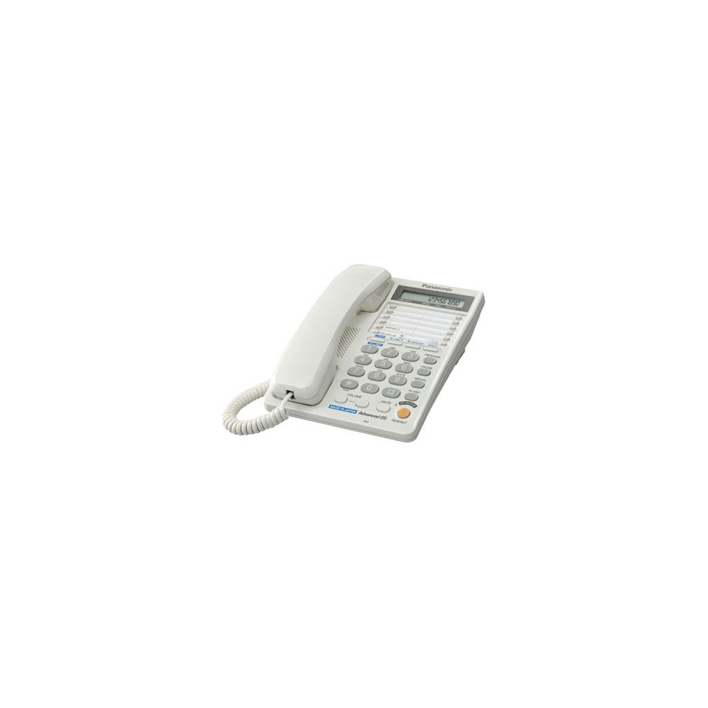 Телефон KX-TS2368 PANASONIC (KX-TS2368RUW)