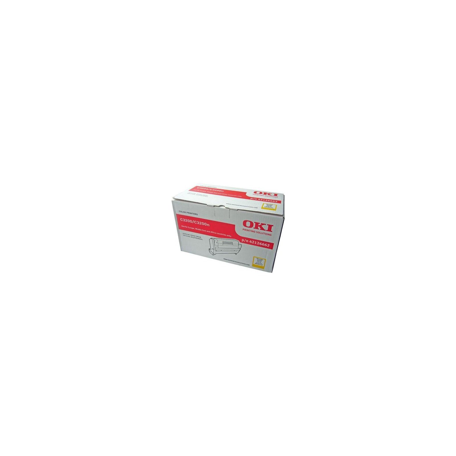 Фотокондуктор OKI C3200/3200N Yellow (42126662)