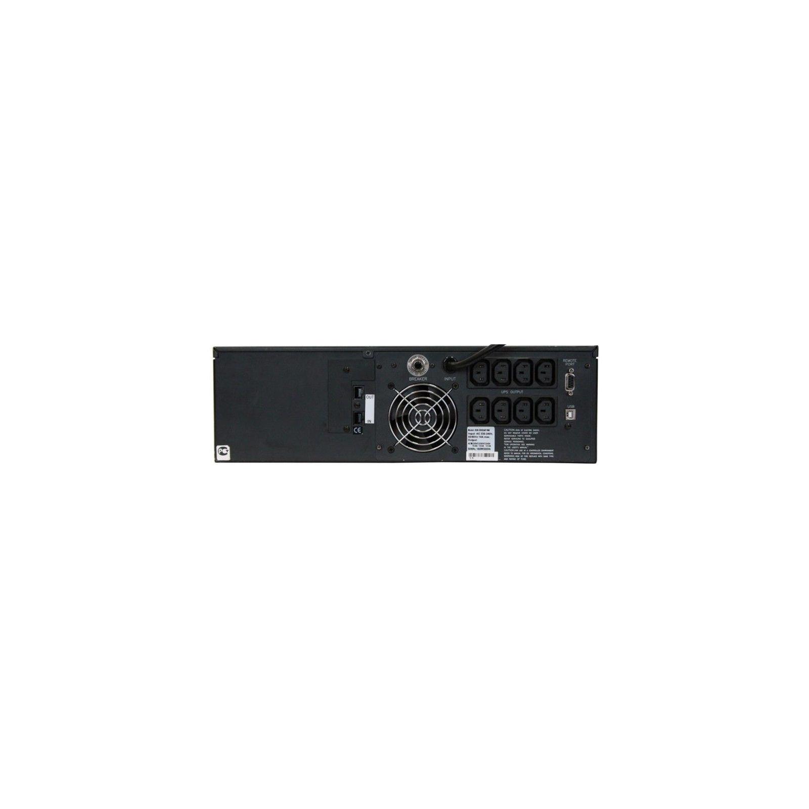Источник бесперебойного питания KIN-2200 AP Powercom (KIN-2200 AP RM 3U) изображение 3