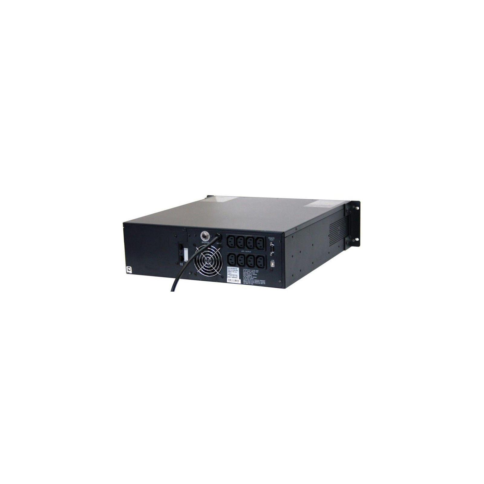 Источник бесперебойного питания KIN-2200 AP Powercom (KIN-2200 AP RM 3U) изображение 4