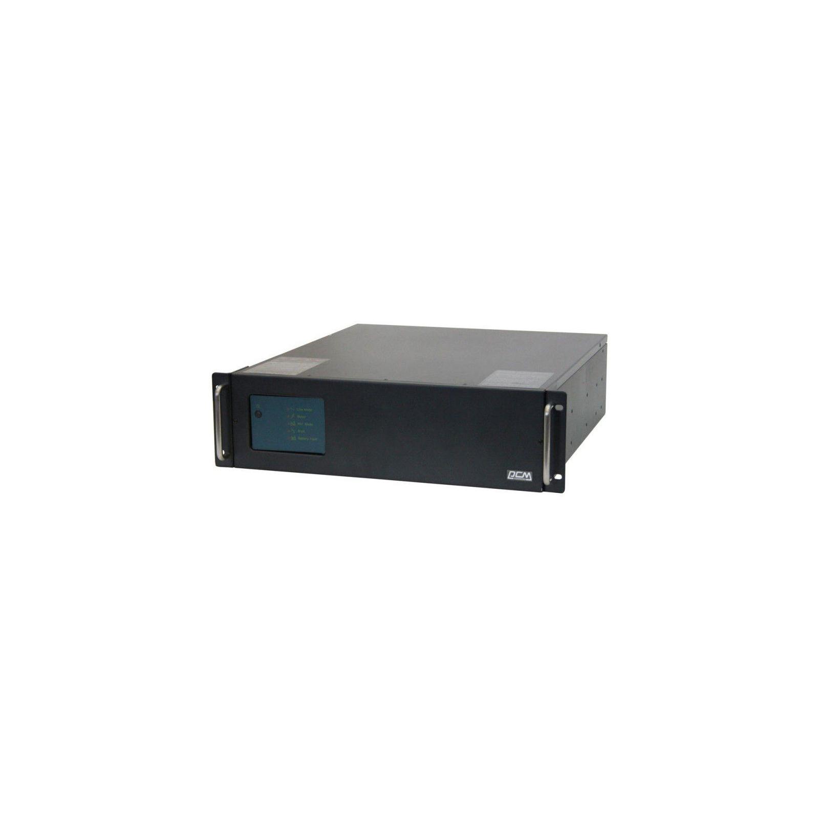 Источник бесперебойного питания KIN-2200 AP Powercom (KIN-2200 AP RM 3U)