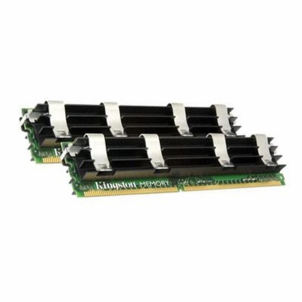 Модуль памяти для сервера DDR2 4096Mb Kingston (KTA-MP667AK2/4G)