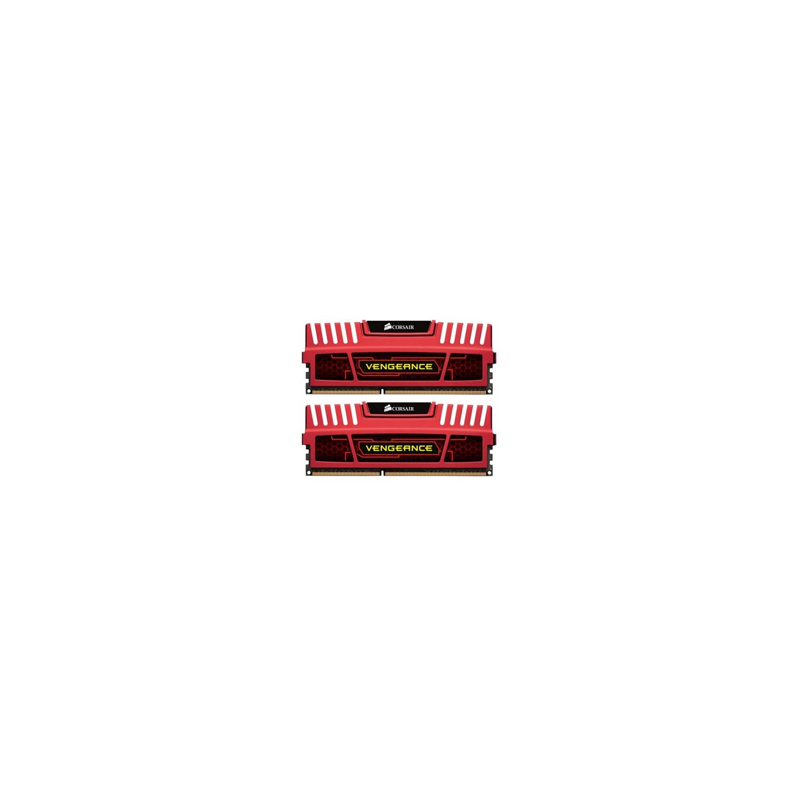 Модуль памяти для компьютера DDR3 8GB (2x4GB) 1600 MHz CORSAIR (CMZ8GX3M2A1600C9R)
