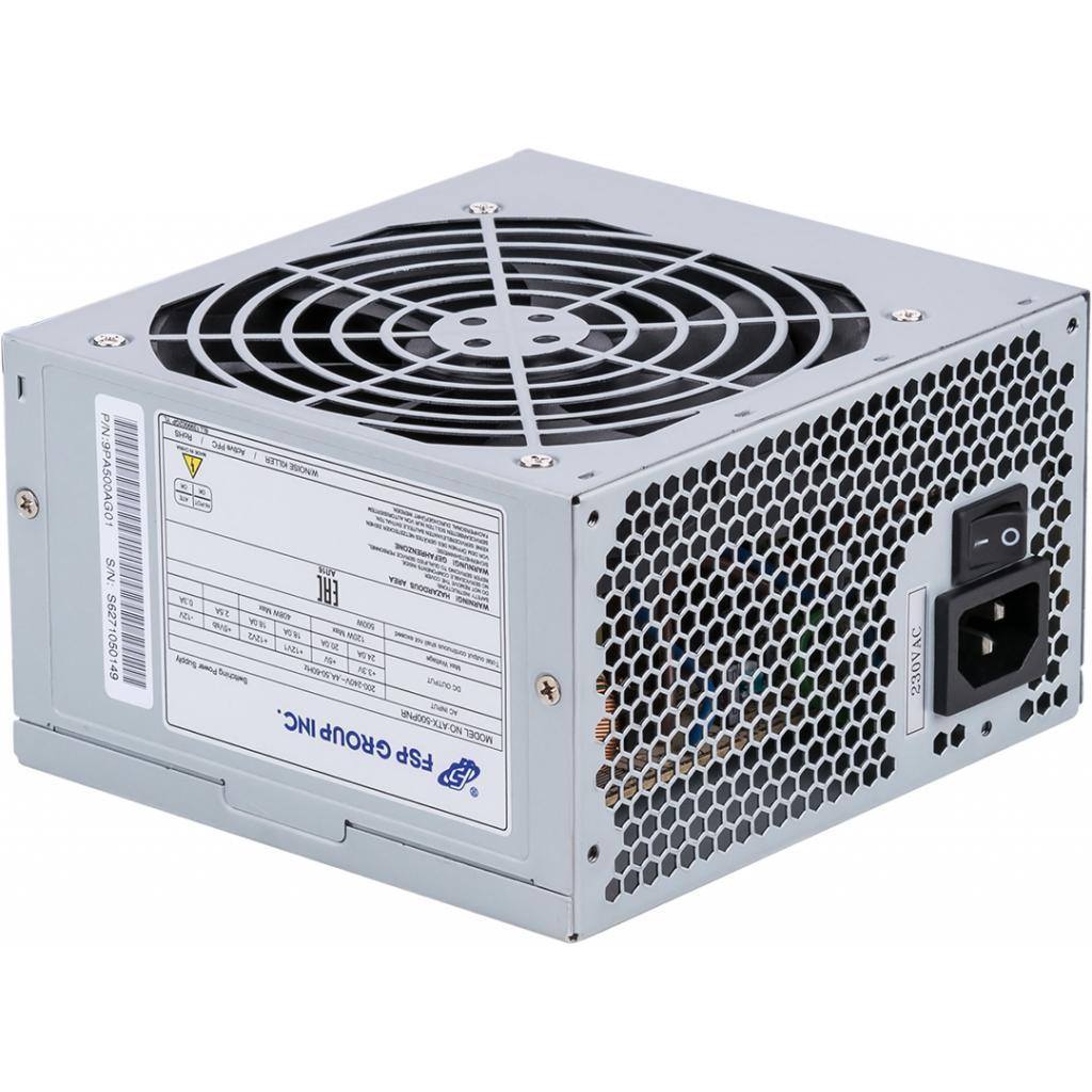 Блок питания FSP 500W (ATX-500PNR) изображение 3