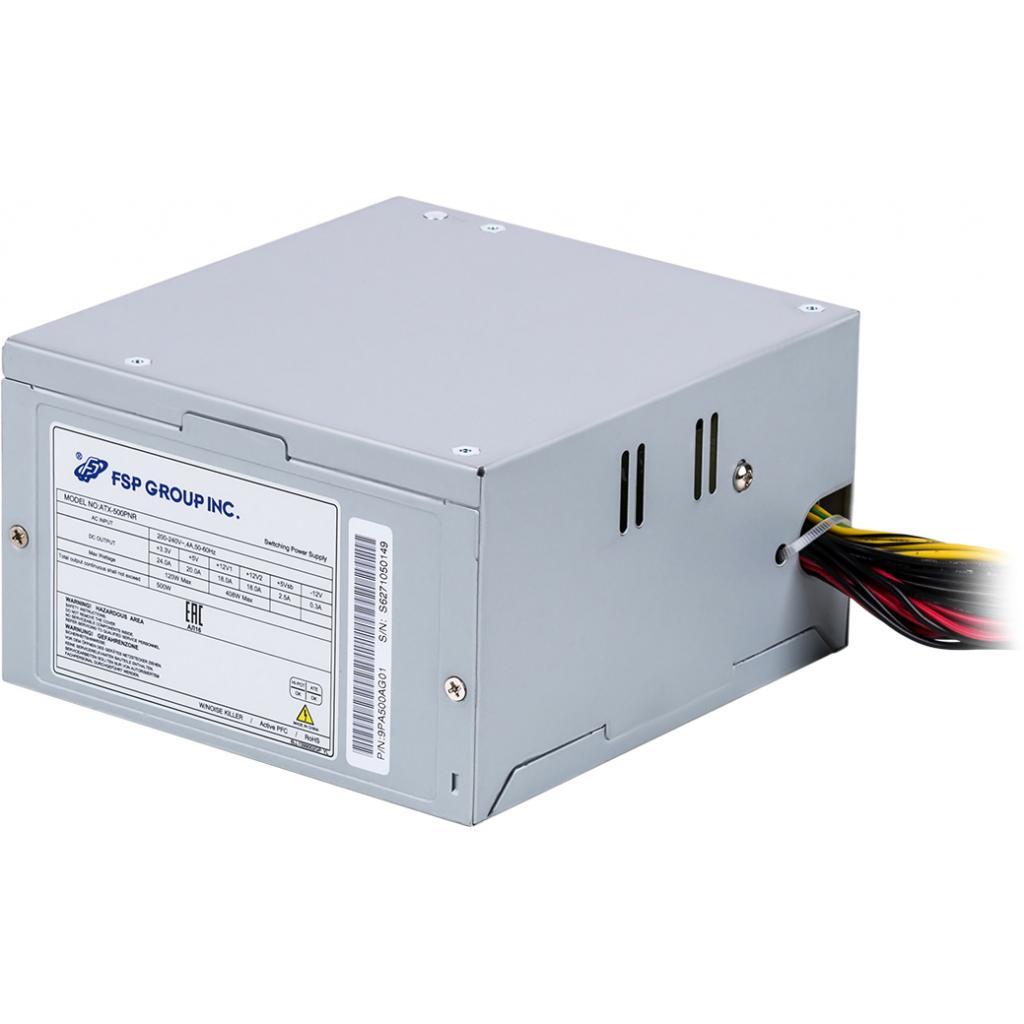 Блок питания FSP 500W (ATX-500PNR) изображение 4