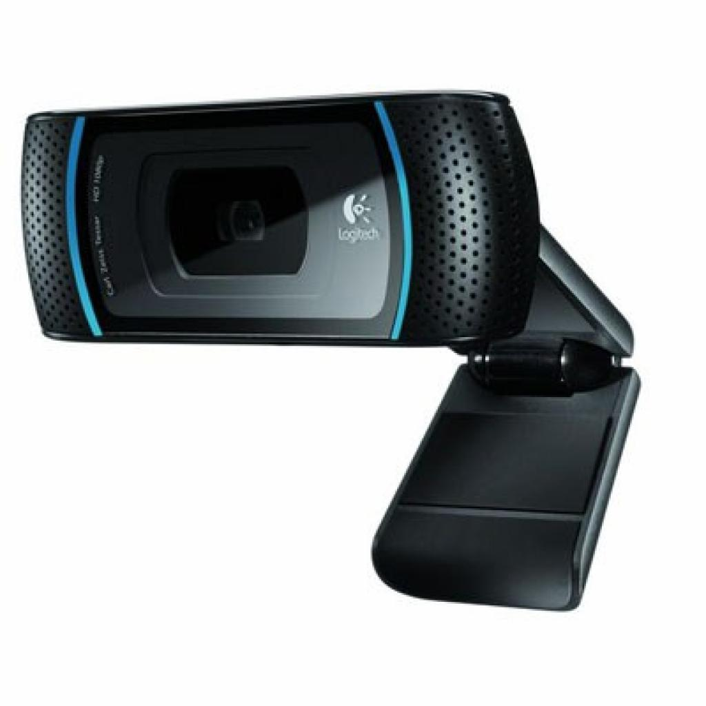 Веб-камера Logitech Webcam B910 HD (960-000684)