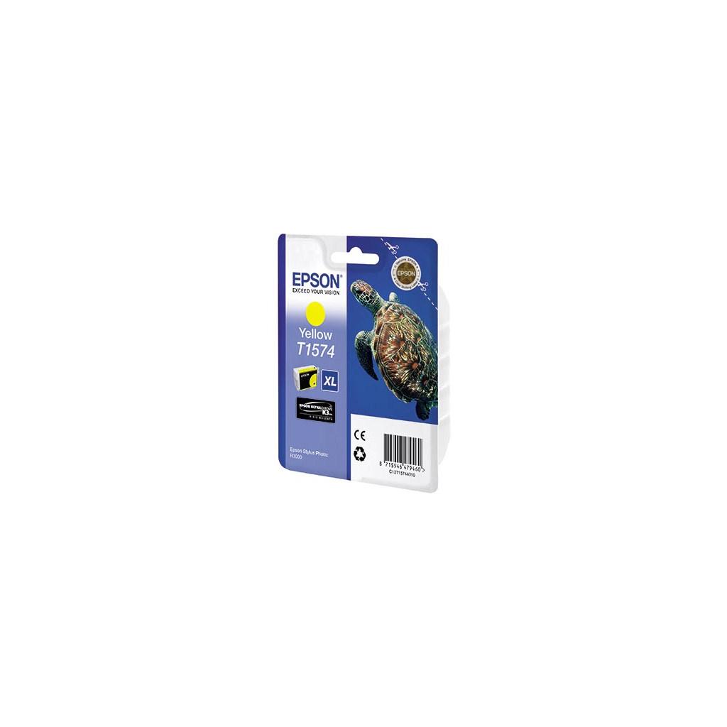 Картридж EPSON StPhoto R3000 Yellow (C13T15744010)
