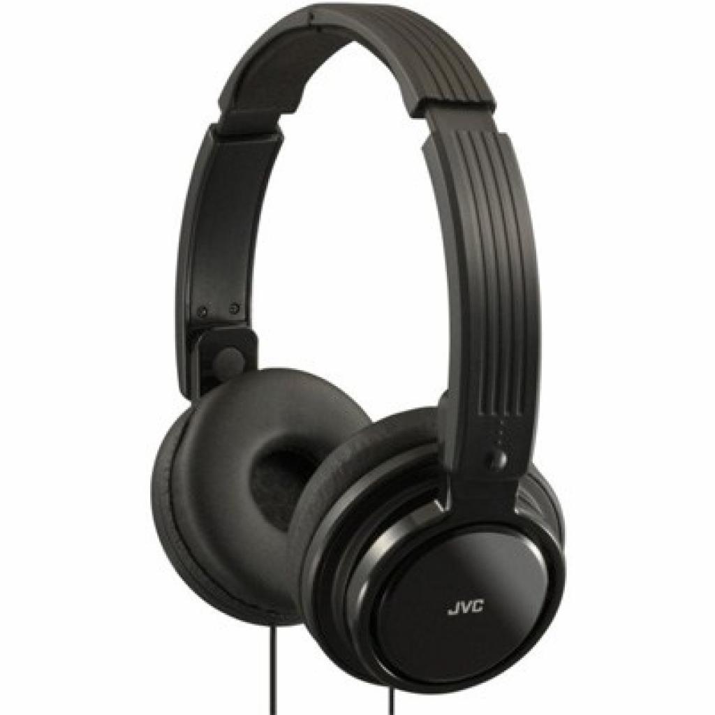 Наушники JVC HA-S200 Black (HA-S200-B-EF)