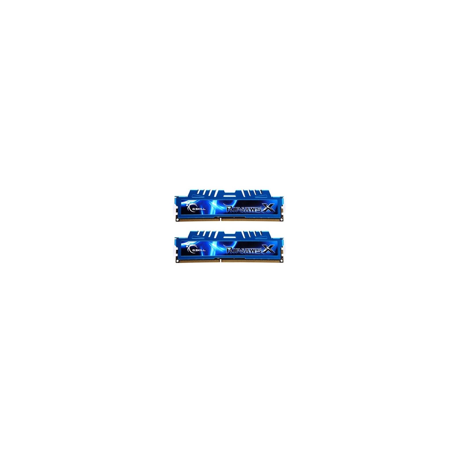 Модуль памяти для компьютера DDR3 16GB (2x8GB) 1866 MHz G.Skill (F3-1866C9D-16GZH)