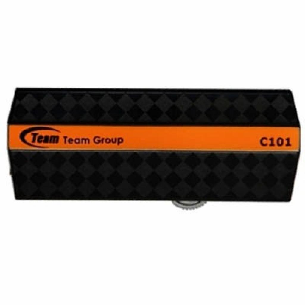 USB флеш накопитель Team 16Gb C101 USB3.0 Orange (TC10116GE01)