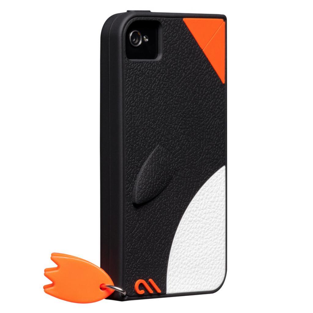 Чехол для моб. телефона Case-Mate для Apple iPhone 5 BT Xmas Penguin DIY (100224) изображение 3