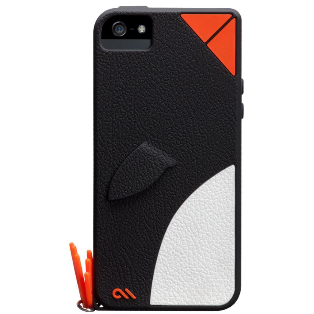 Чехол для моб. телефона Case-Mate для Apple iPhone 5 BT Xmas Penguin DIY (100224)