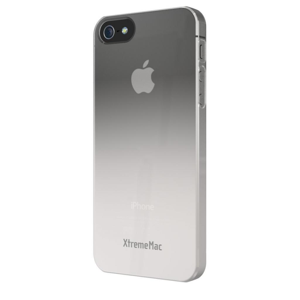 Чехол для моб. телефона XtremeMac для Apple iPhone 5 Microshield Fade - Clear / Gray (IPP-MFN-03)