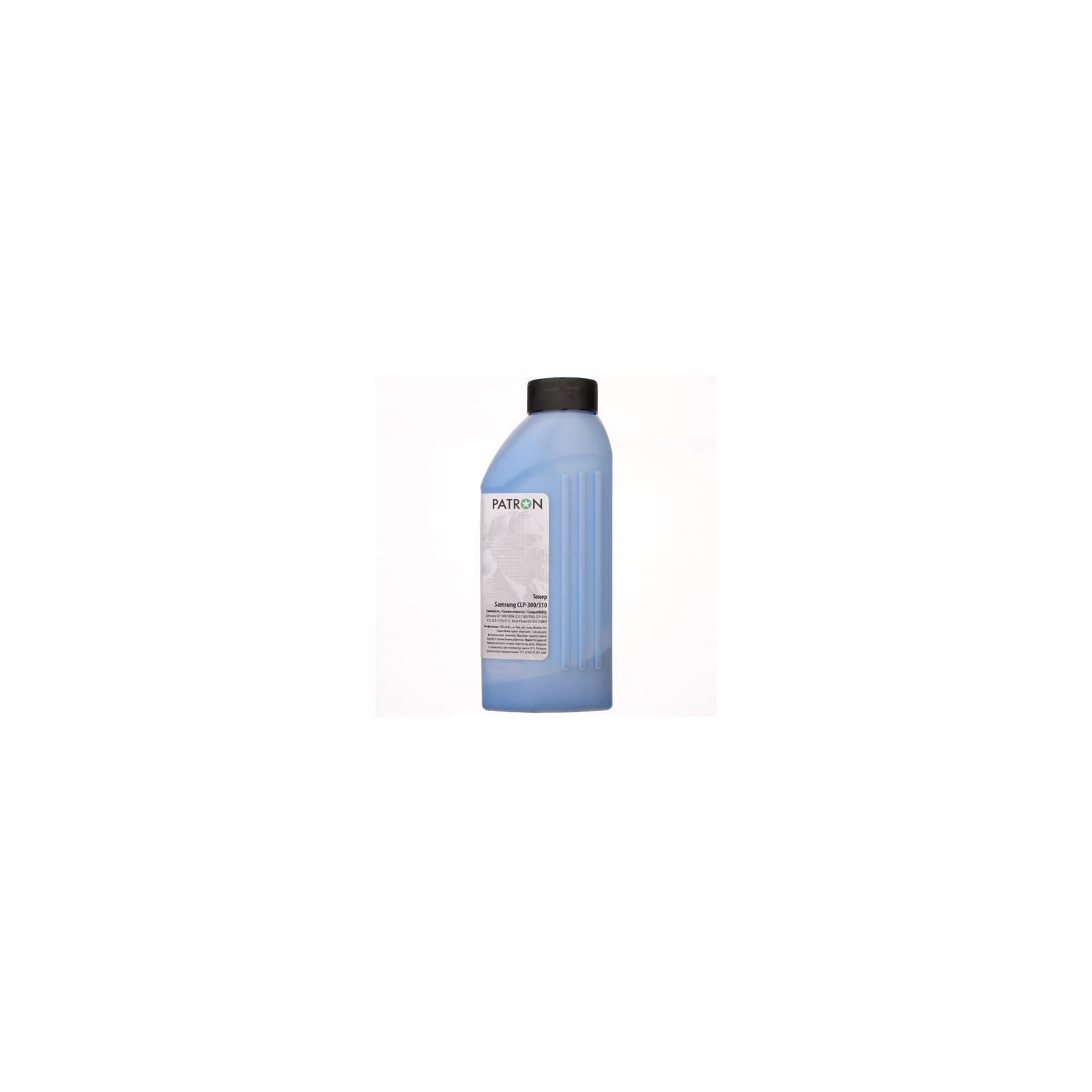 Тонер PATRON SAMSUNG CLP-300/310 CYAN 40г (T-PN-SCLP300-C-040) изображение 2