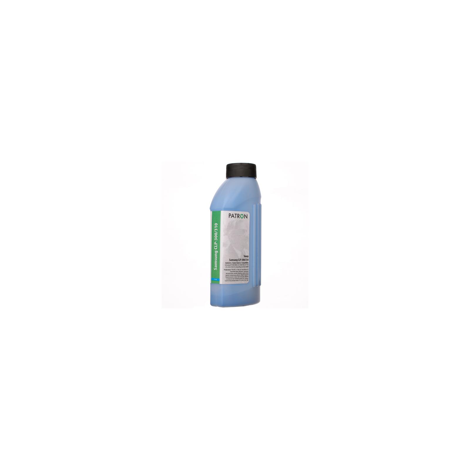 Тонер PATRON SAMSUNG CLP-300/310 CYAN 40г (T-PN-SCLP300-C-040)