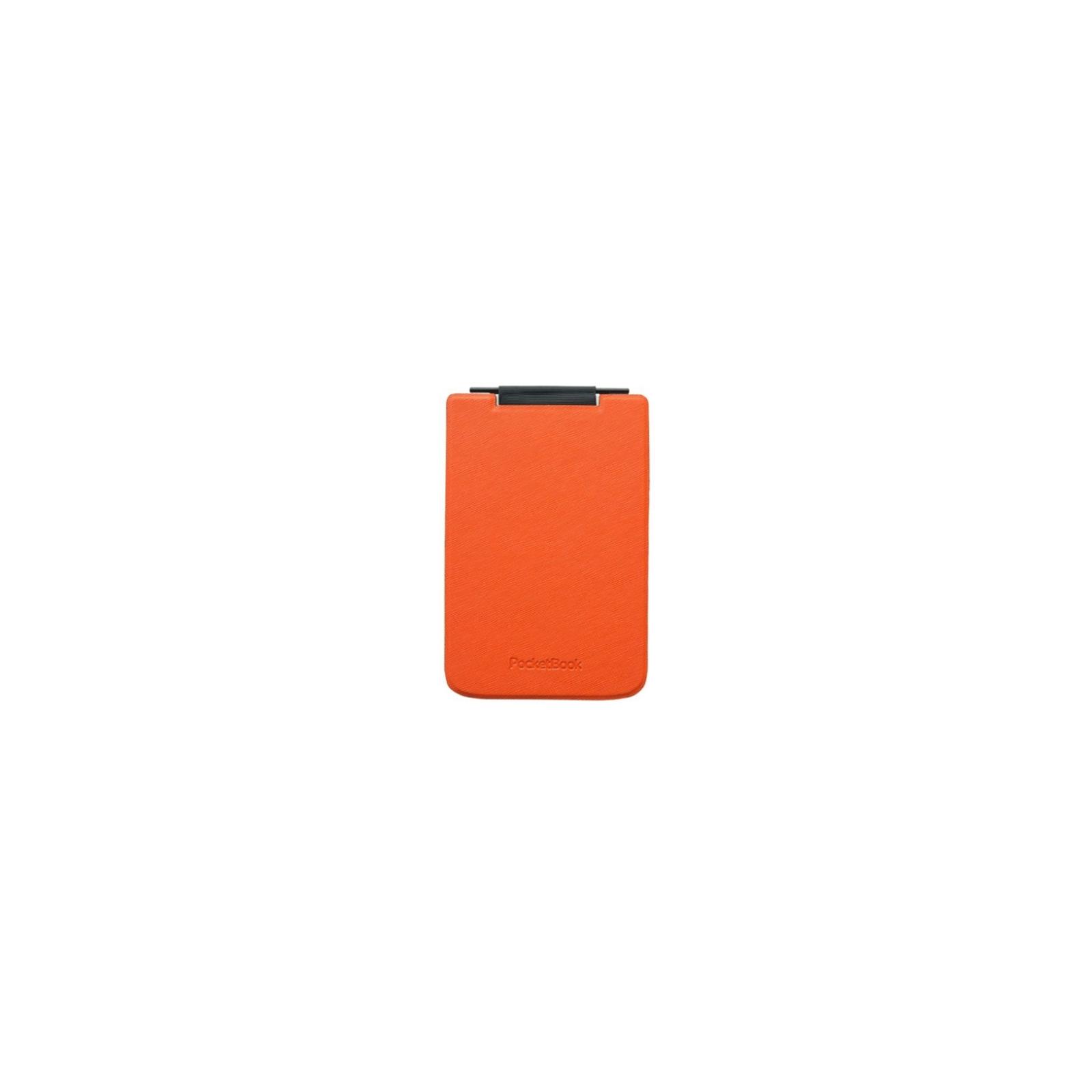Чехол для электронной книги PocketBook PB624 Flip orange/black (PBPUC-624-ORBC-RD)