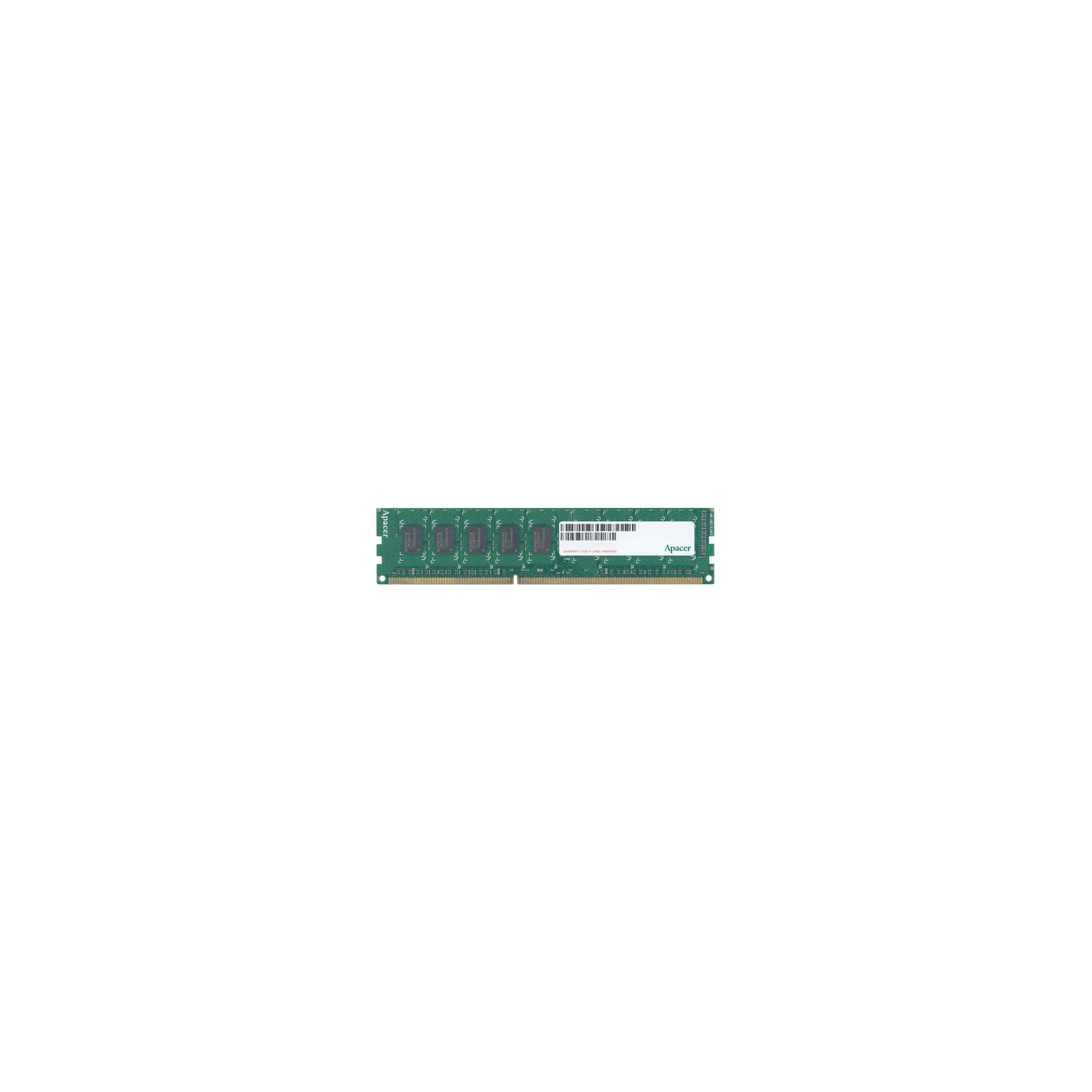 Модуль памяти для компьютера DDR3 2GB 1600 MHz Apacer (AP2GUTQB1K3)