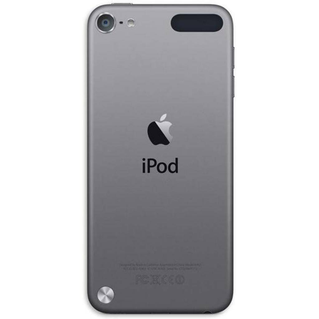 mp3 плеер Apple iPod Touch 64GB Space Gray (5Gen) (ME979RP/A) изображение 3