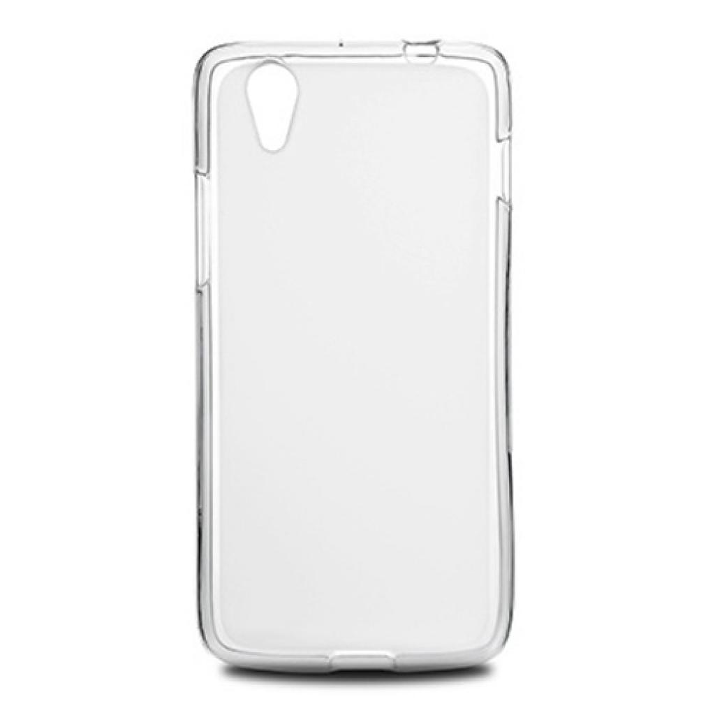 Чехол для моб. телефона Drobak для Lenovo S960 (White Clear)Elastic PU (211448)