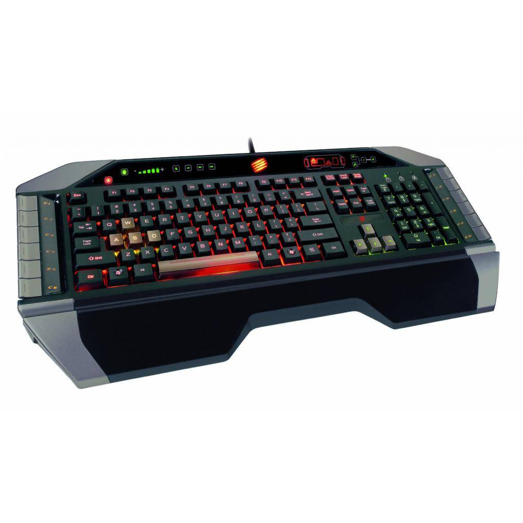 Клавиатура MadCatz V.7 (MCB43107N0B2/04/1) изображение 2
