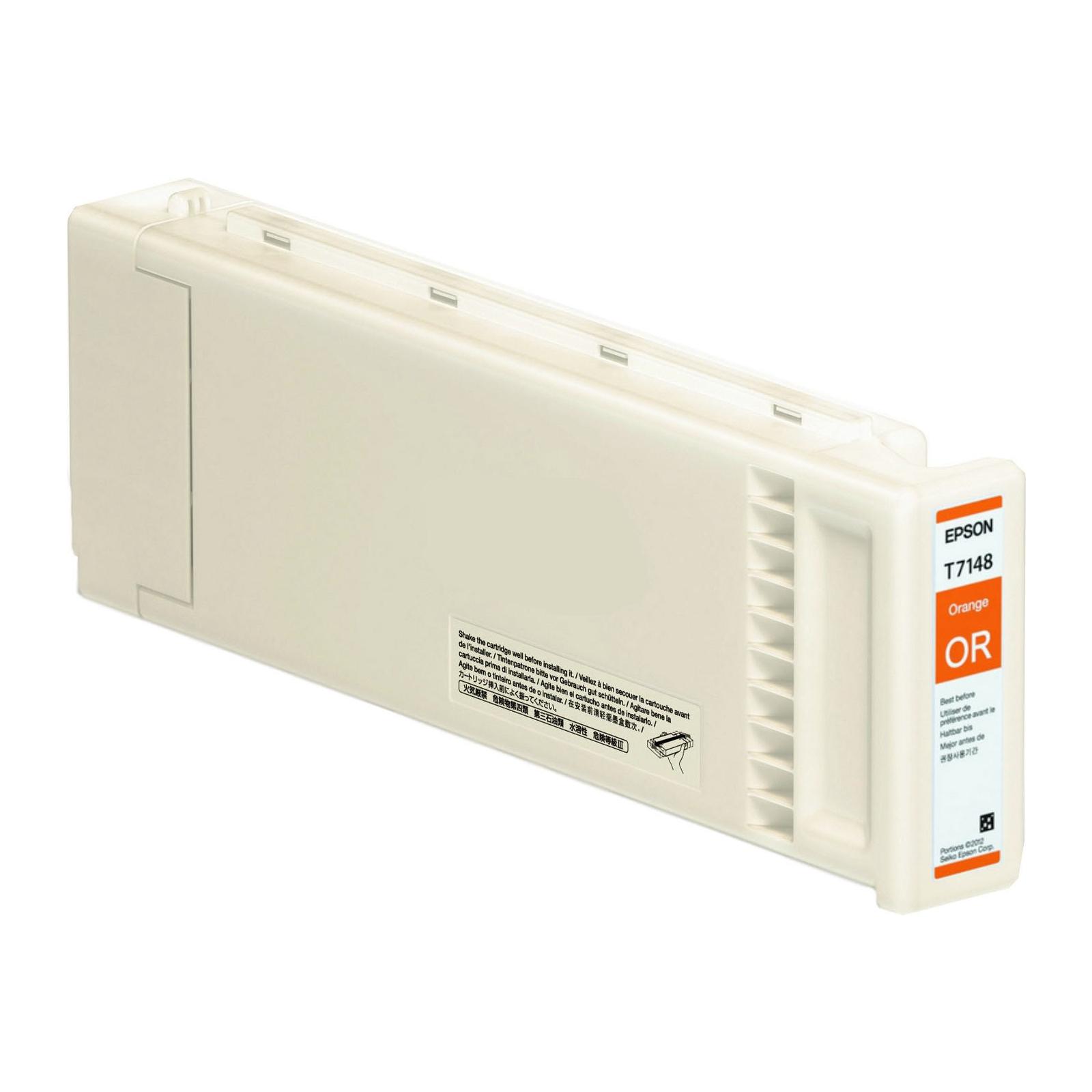 Картридж EPSON SureColor SC-S70610 Yellow (C13T714400)