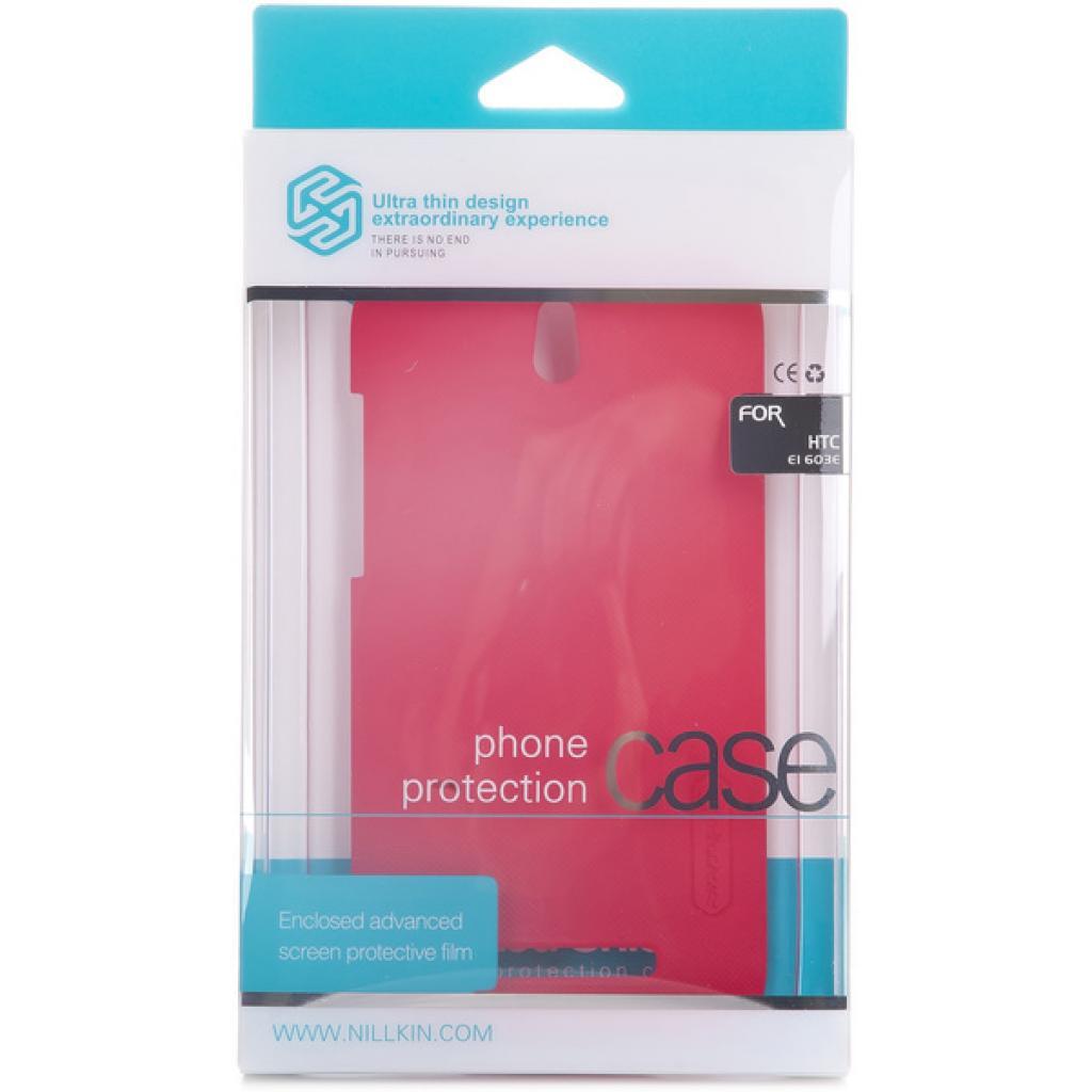 Чехол для моб. телефона NILLKIN для HTC Desire 501 /Super Frosted Shield/Red (6129118)