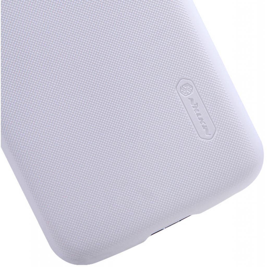 Чехол для моб. телефона NILLKIN для Samsung I9152 /Super Frosted Shield/White (6065870) изображение 3