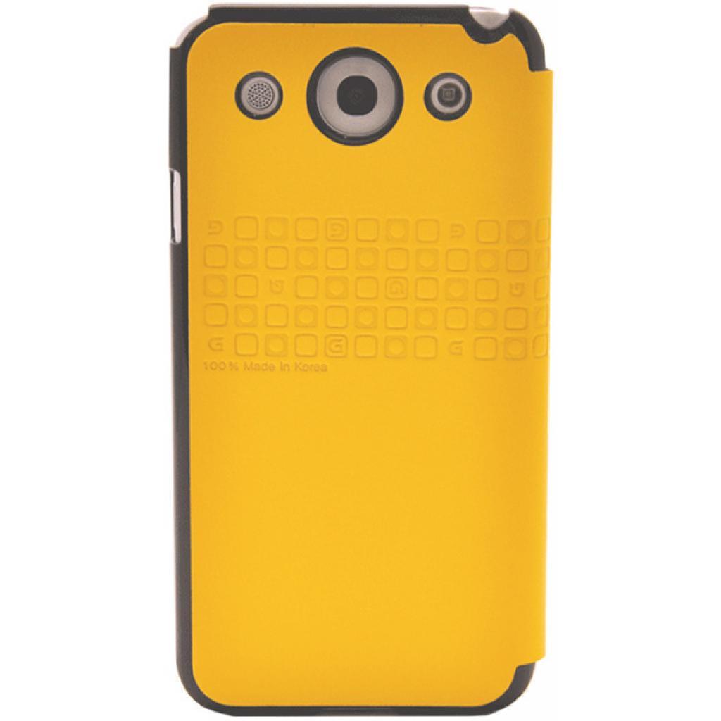Чехол для моб. телефона VOIA для LG E988 Optimus G Pro /Flip/Yellow (6068264) изображение 2