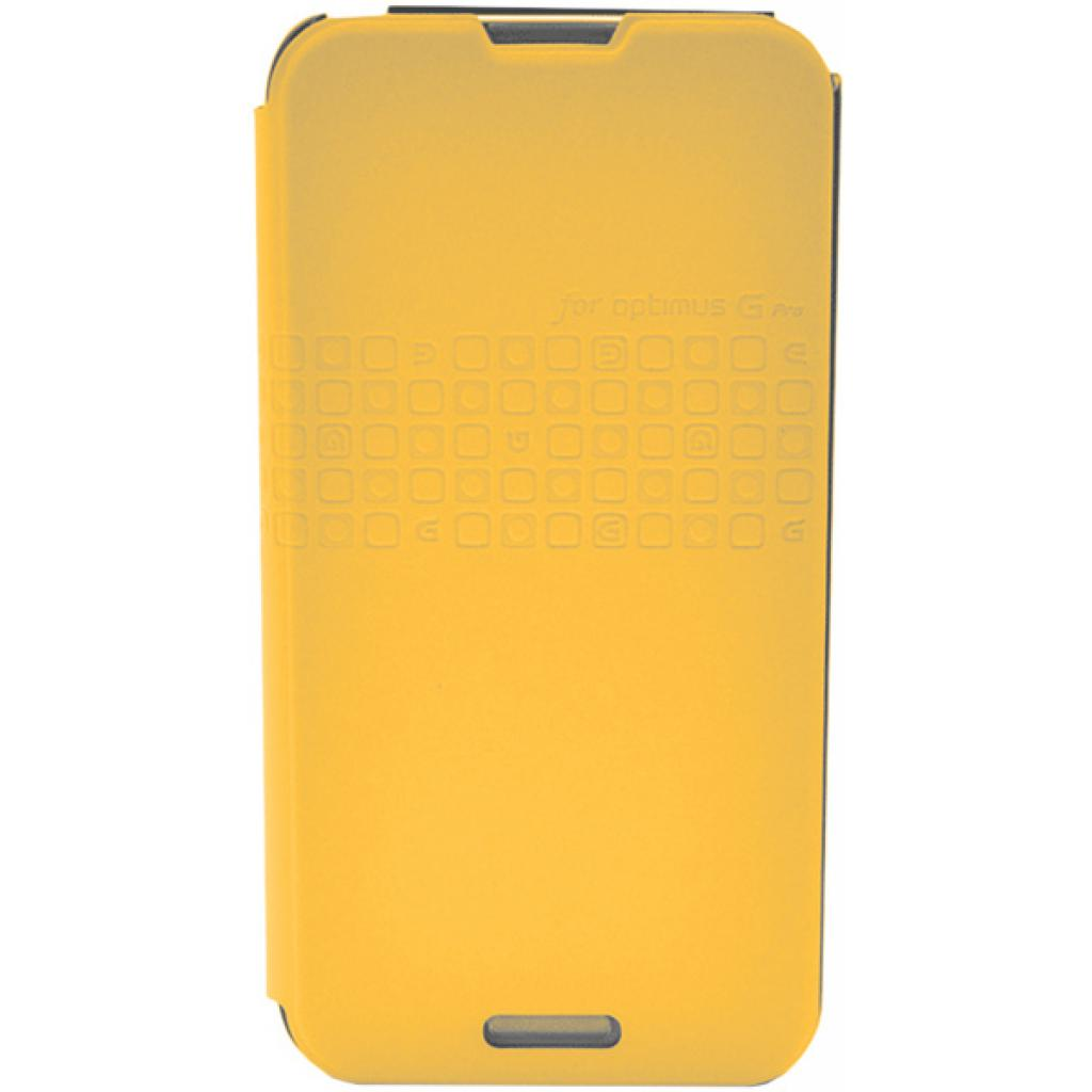 Чехол для моб. телефона VOIA для LG E988 Optimus G Pro /Flip/Yellow (6068264)