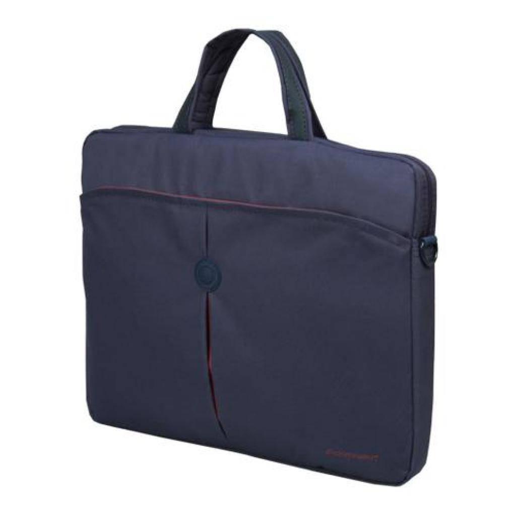 Сумка для ноутбука Continent 15.6 CC-01 Blue (CC-01 Blue)