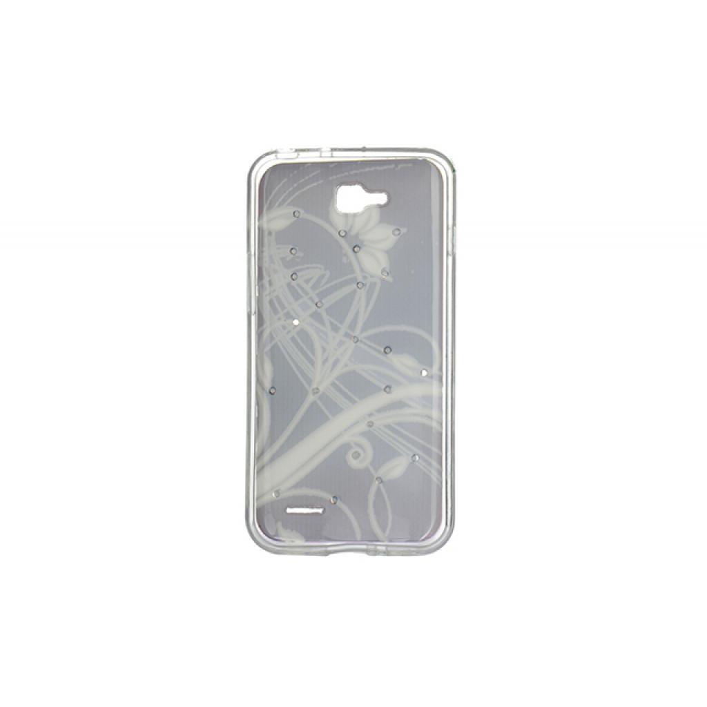 Чехол для моб. телефона для LG L90 (D405) (Brown) Cristall PU Drobak (215504) изображение 2