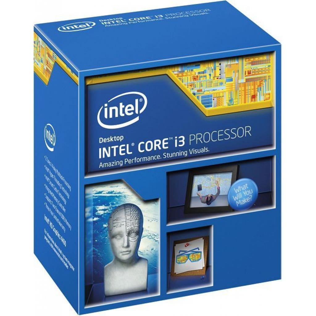 Процессор INTEL Core™ i3 4370 (BX80646I34370)