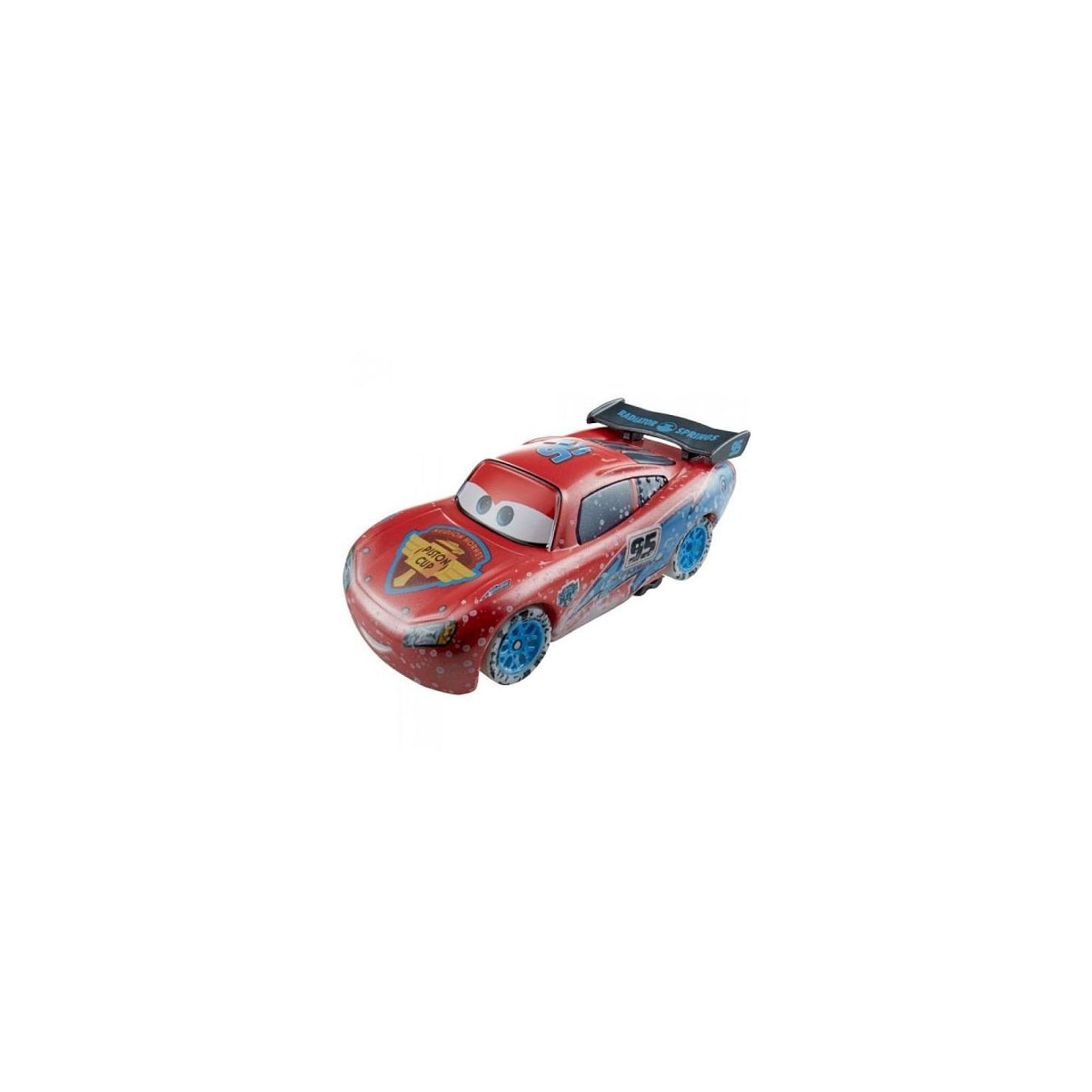 Машина Mattel из м/ф Тачки Гонки на льду Молния Маккуин (CDR25-2) изображение 2