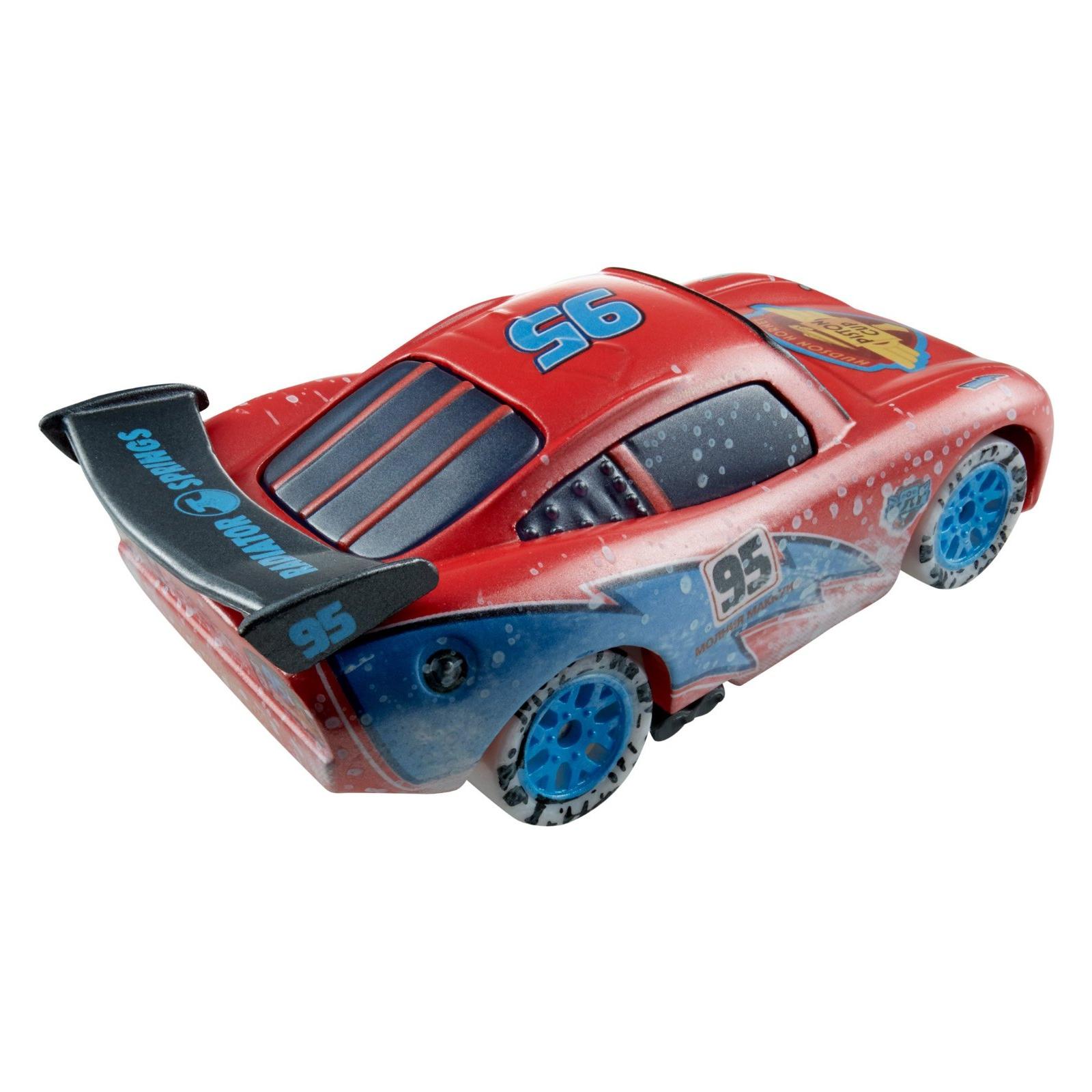Машина Mattel из м/ф Тачки Гонки на льду Молния Маккуин (CDR25-2) изображение 3