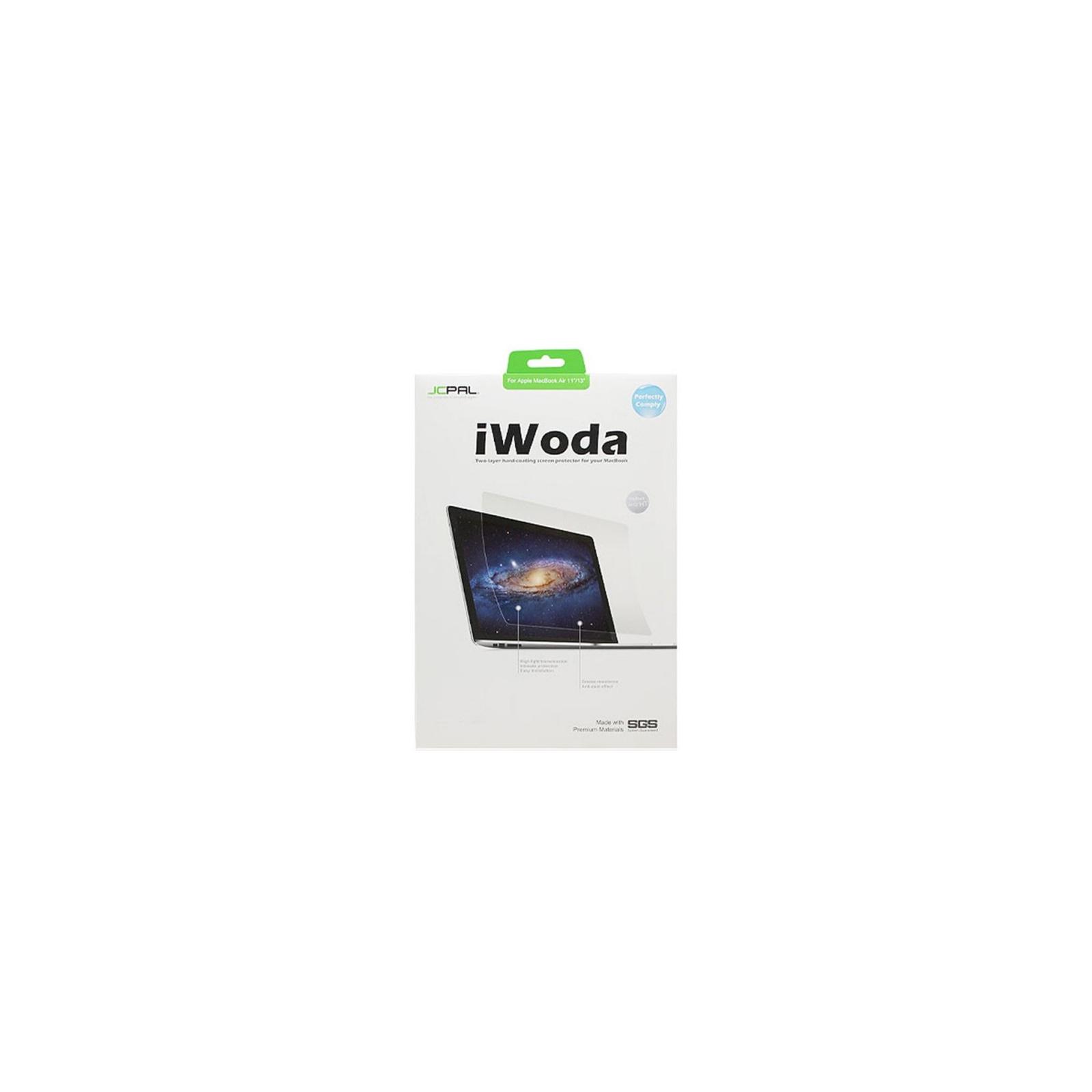 Пленка защитная JCPAL iWoda для MacBook Air 13 (High Transparency) (JCP2010)