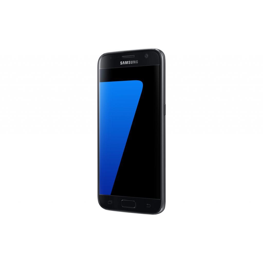 Мобильный телефон Samsung SM-G930 (Galaxy S7 Flat DS 32GB) Black (SM-G930FZKUSEK) изображение 3