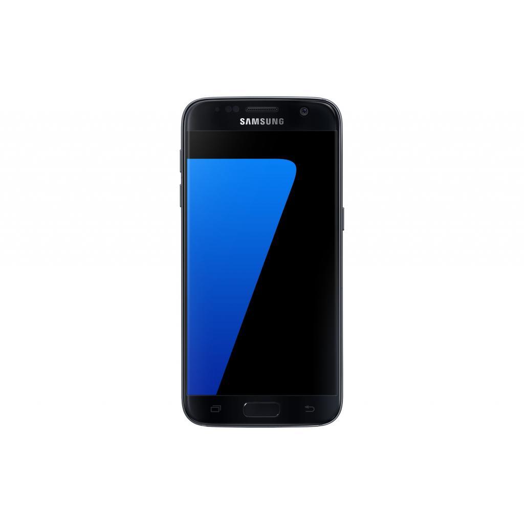 Мобильный телефон Samsung SM-G930 (Galaxy S7 Flat DS 32GB) Black (SM-G930FZKUSEK)