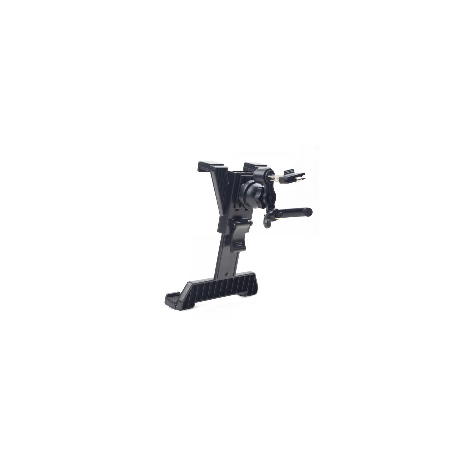 Универсальный автодержатель GEMBIRD для планшета, крепление к дефлектору вентиляции (TA-CHAVT-01) изображение 3