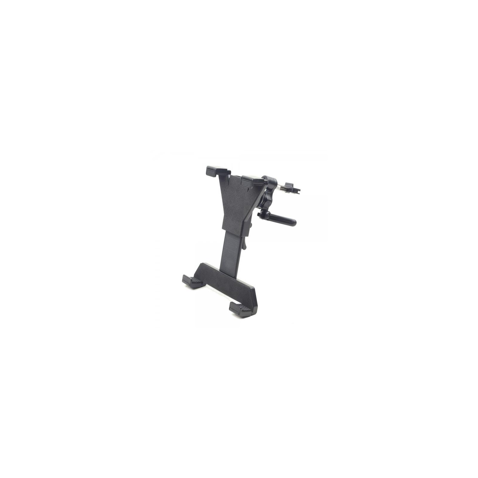 Универсальный автодержатель GEMBIRD для планшета, крепление к дефлектору вентиляции (TA-CHAVT-01)